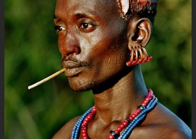 South of Ethiopia, Omo Valley by  Mamaru
